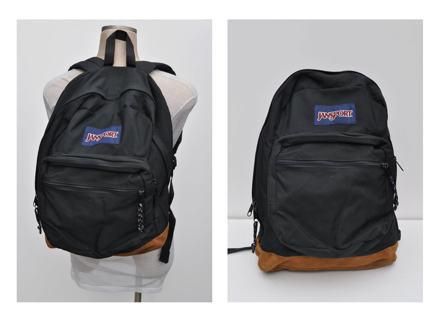 Leather Jansport Backpack WJJI0djU