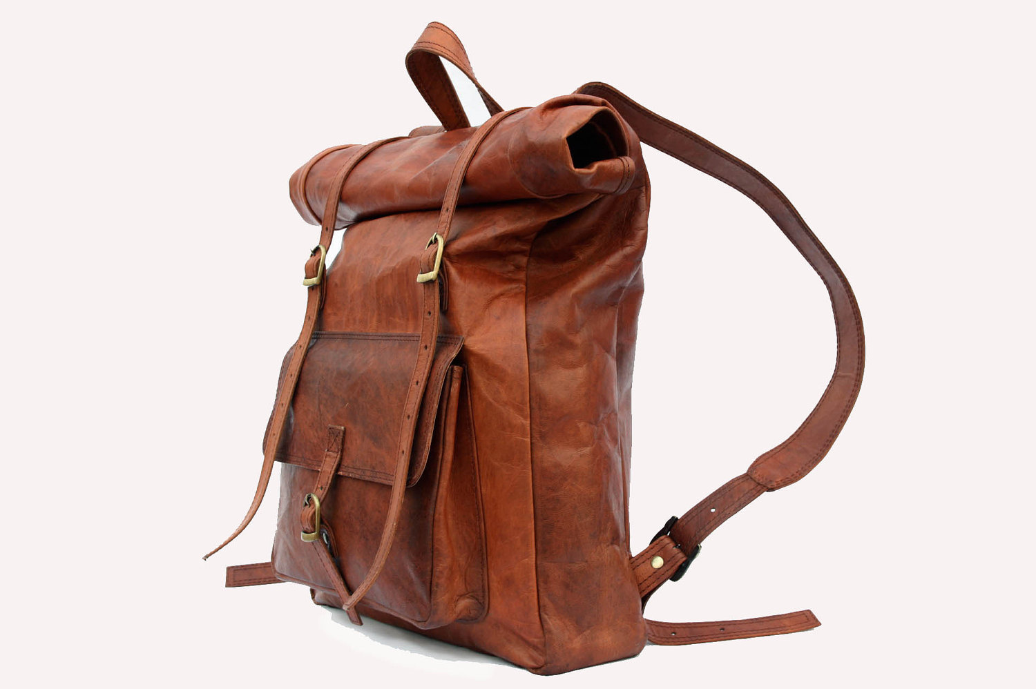 Leather Rucksack Backpack s1G5KdLb