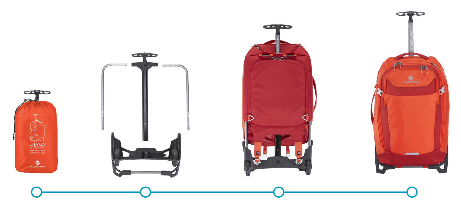 Lightweight Rolling Backpack DLqmUH1n
