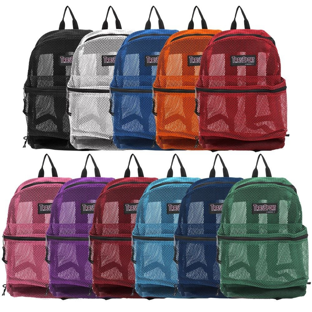 Mesh Backpacks For School Ni6rz4fI