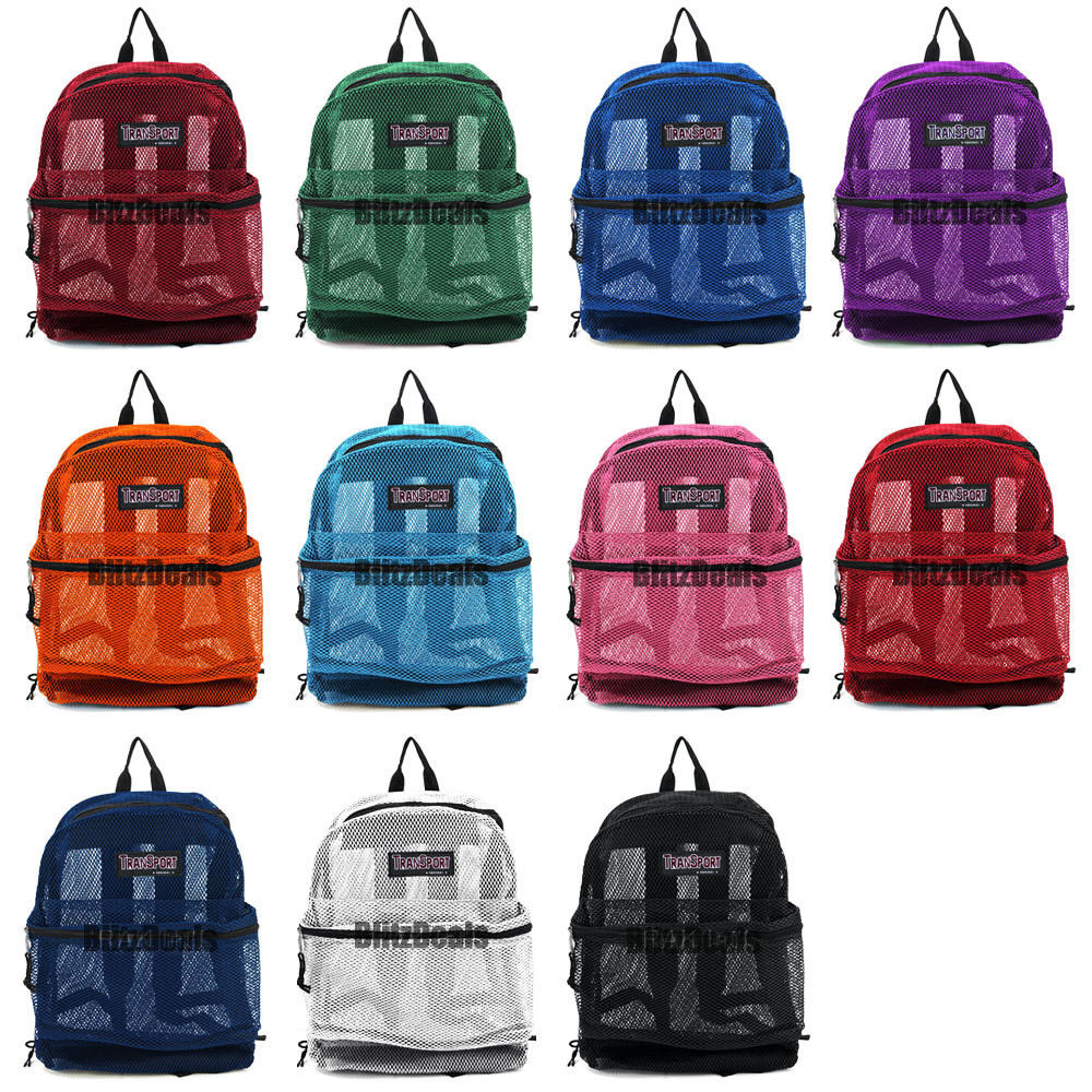 Mesh Backpacks For School oTtNQtZc