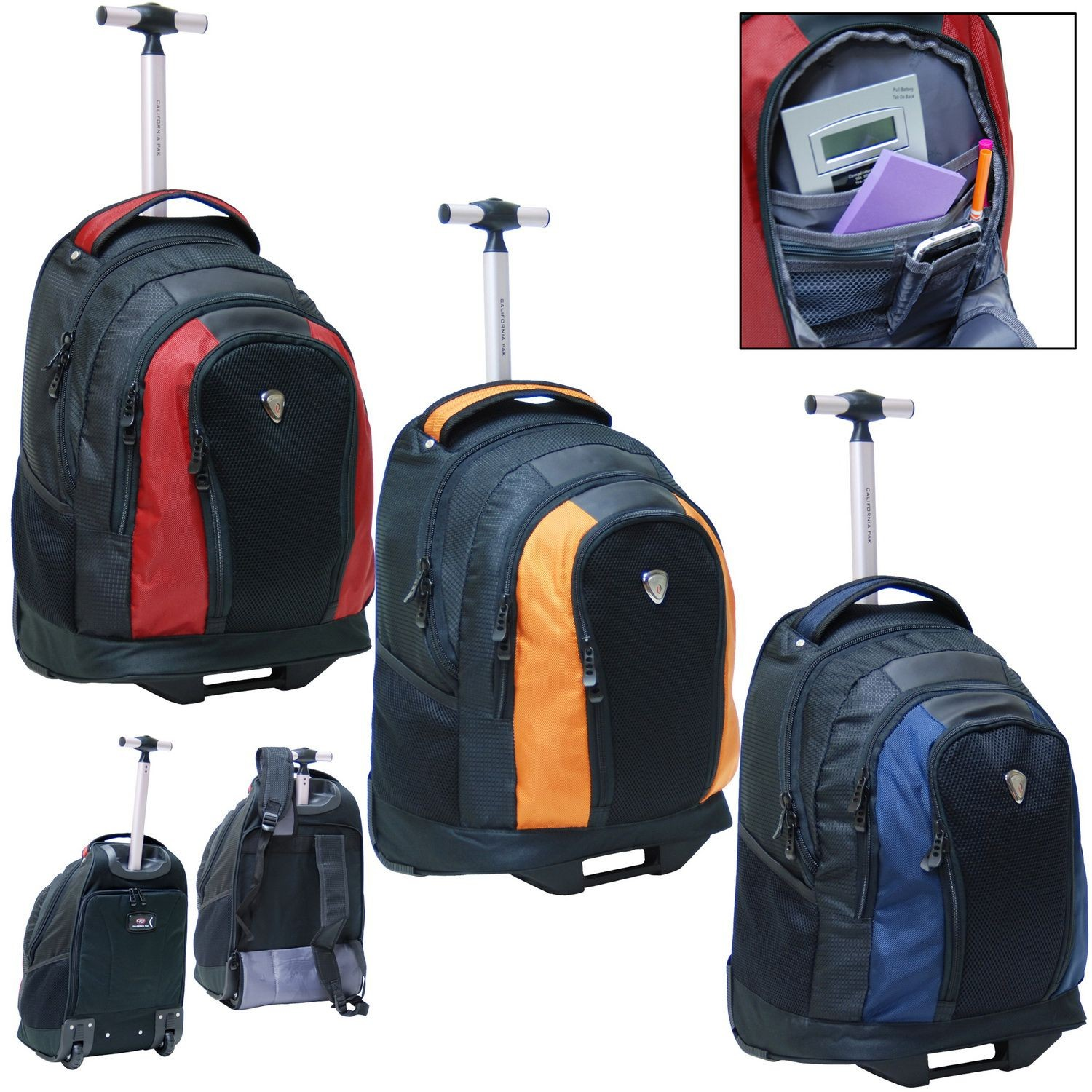 Olympia Rolling Backpack YtLgBWNj