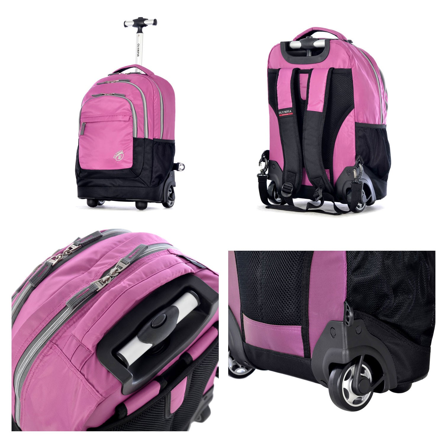 Olympia Rolling Backpack ExbKrhA1