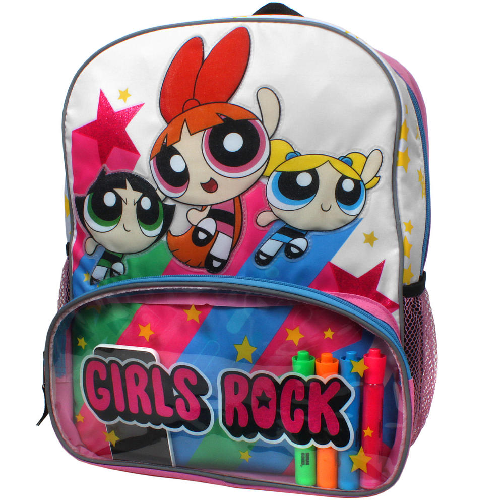 Powerpuff Girls Backpack ynZ1M9aH