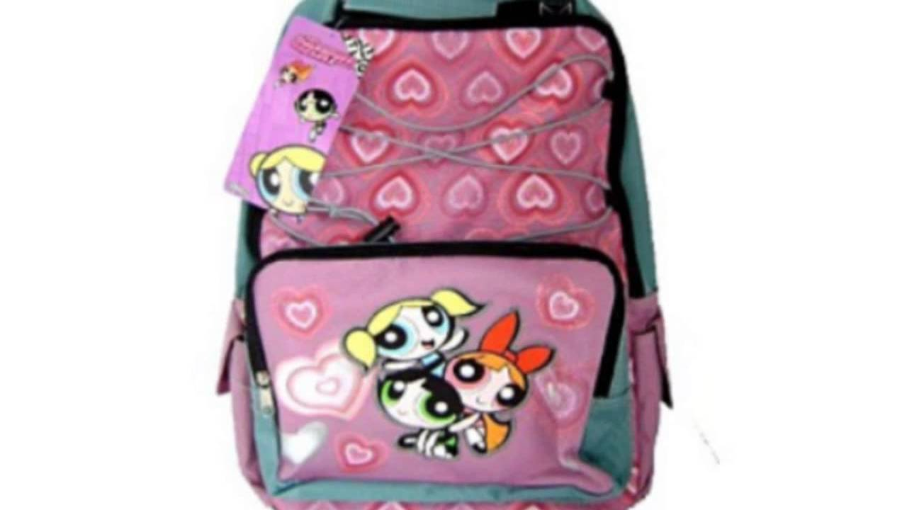 Powerpuff Girls Backpack D68QDcqe