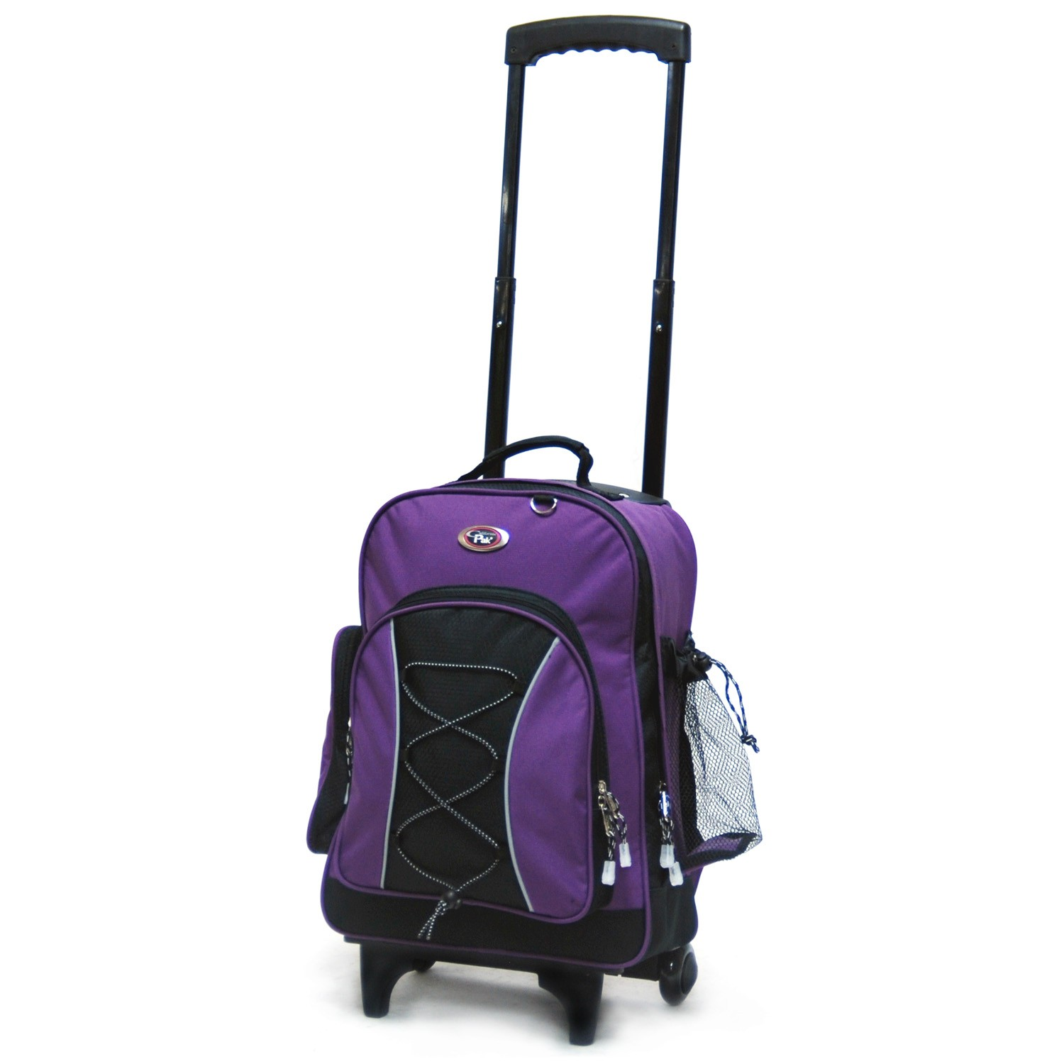Purple Rolling Backpack n2iD6A8k