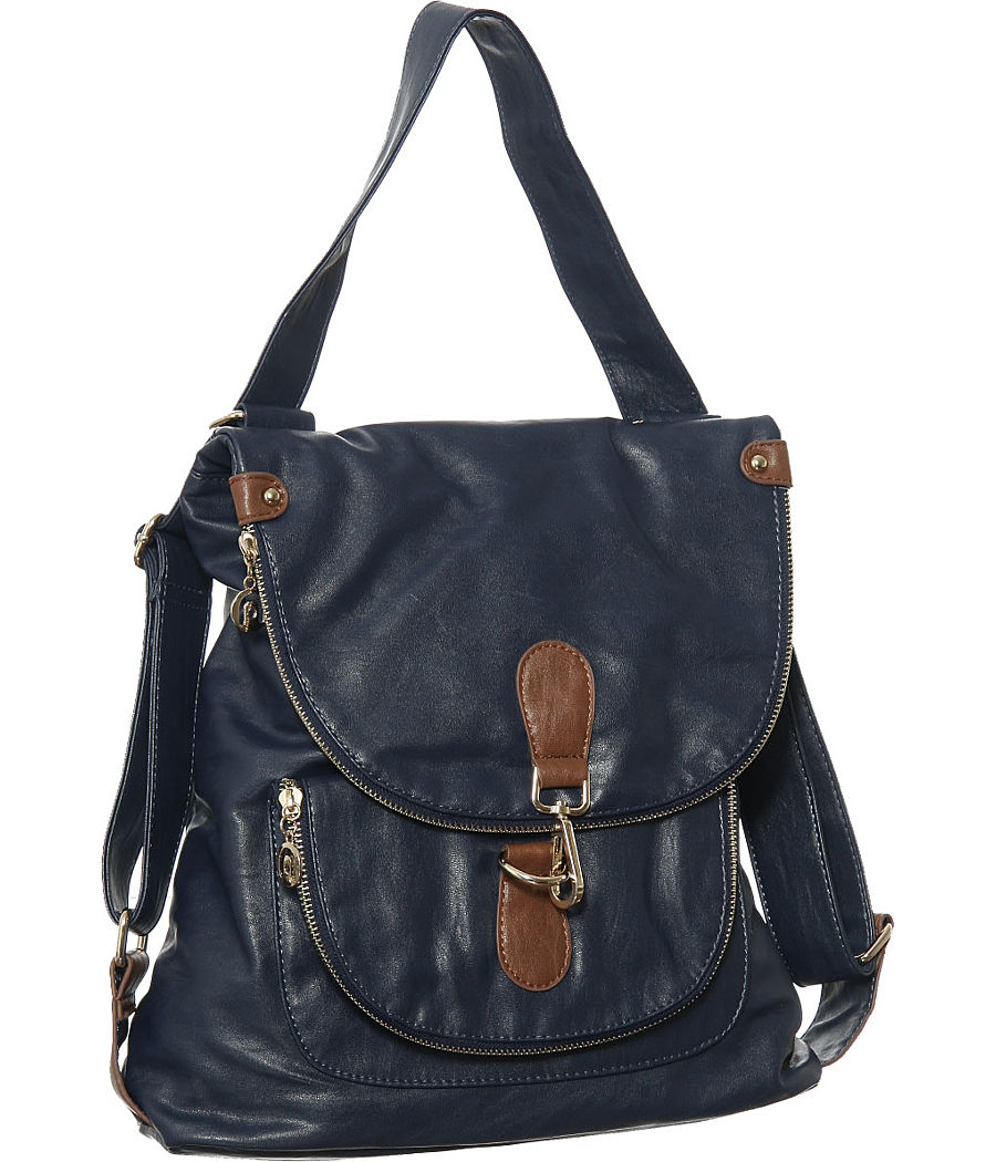 Purse Backpack Convertible Bag vsDBwrco