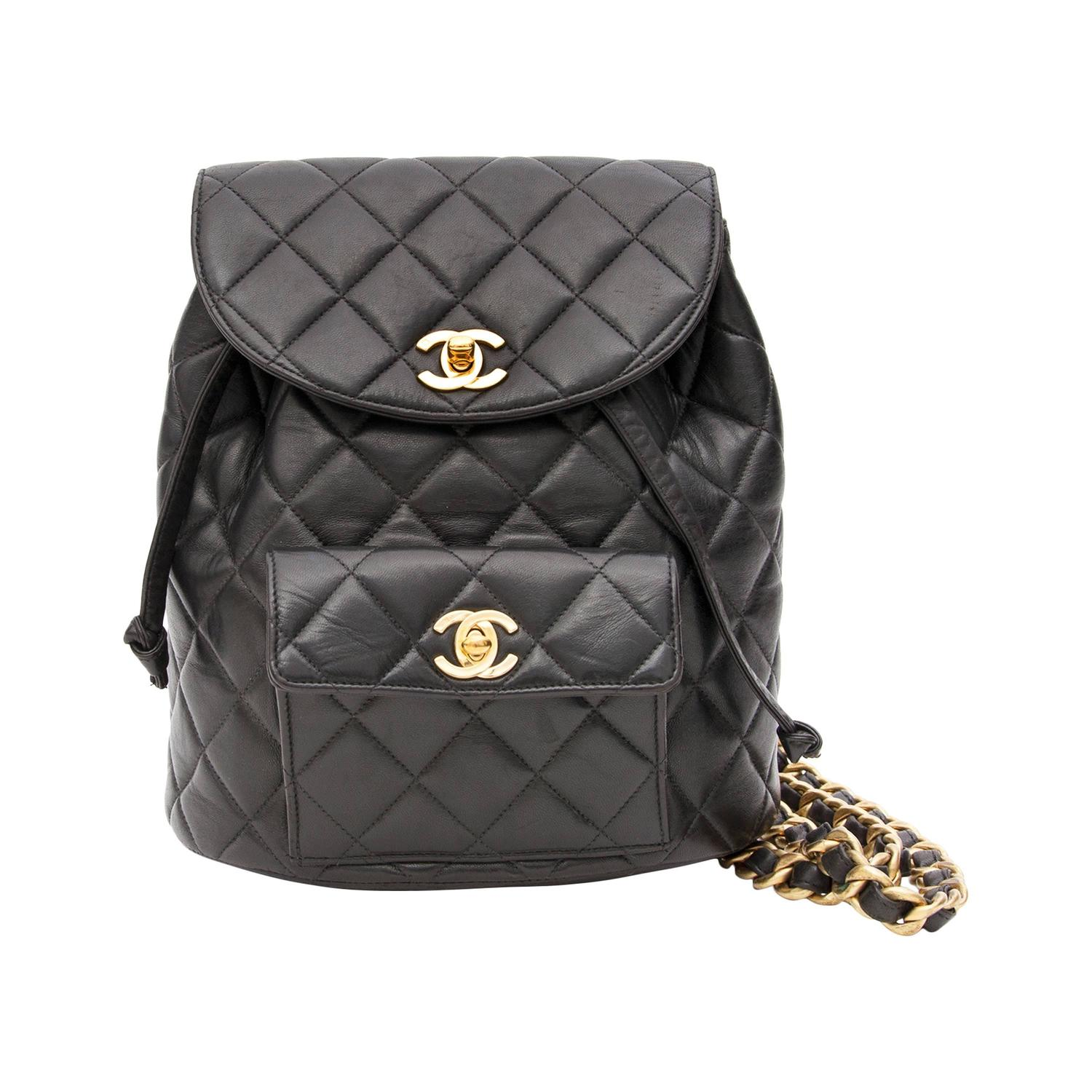 Quilted Leather Backpack iSXzFZOw