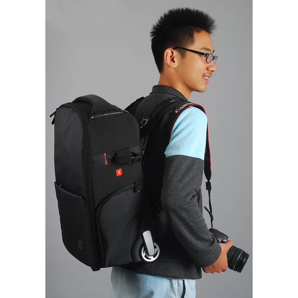 Rolling Camera Backpack B0xQ1xFc