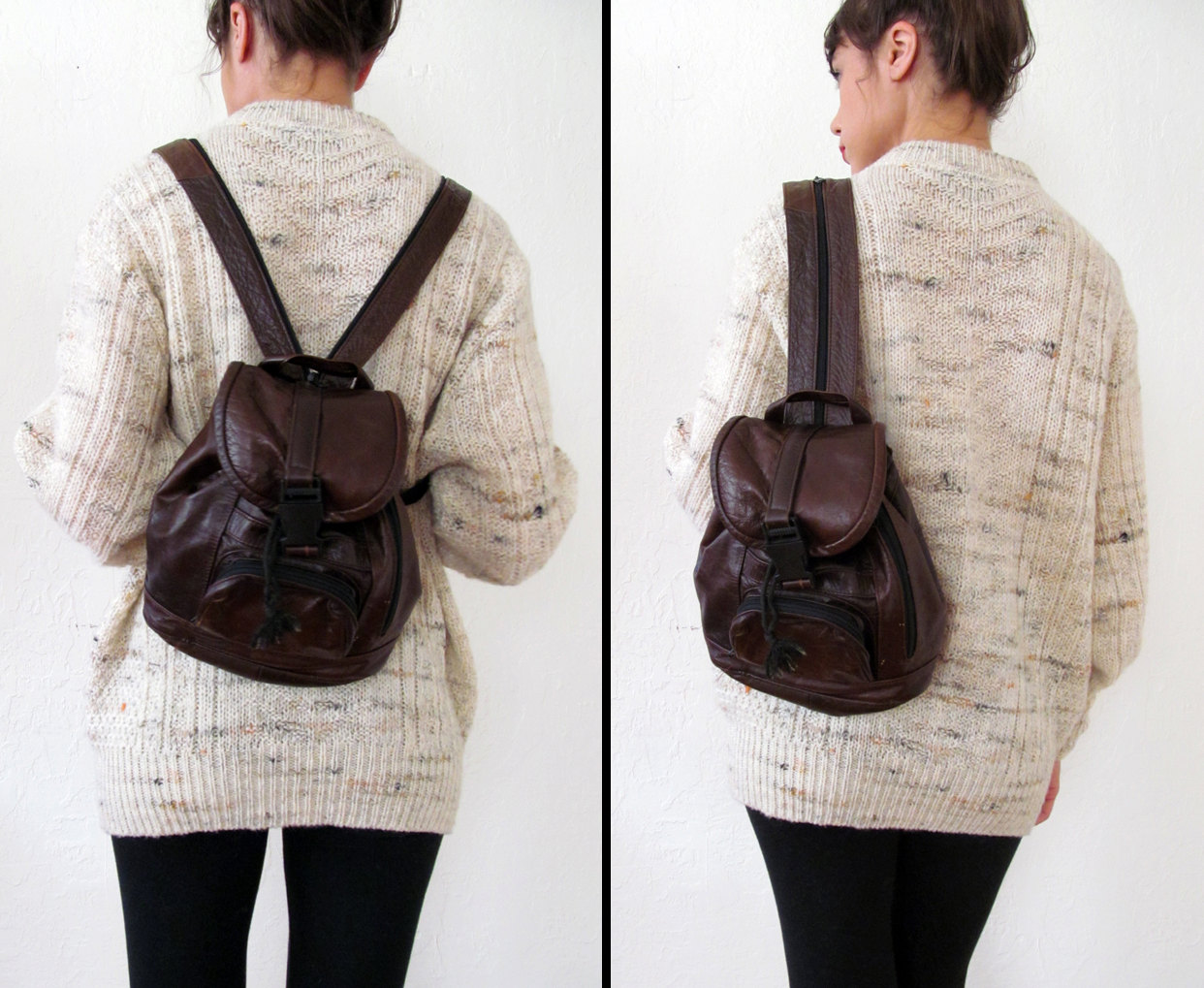 Small Leather Backpack Purse Y7Q1kZzg