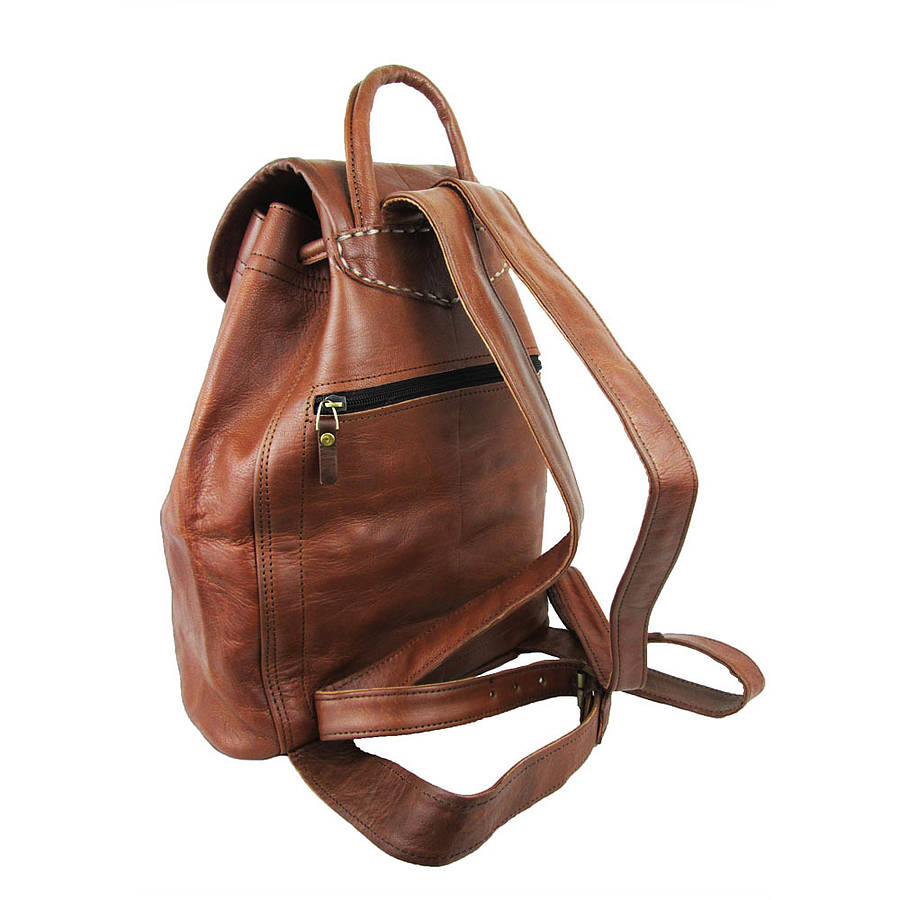 Small Leather Backpacks HB4kbxrd