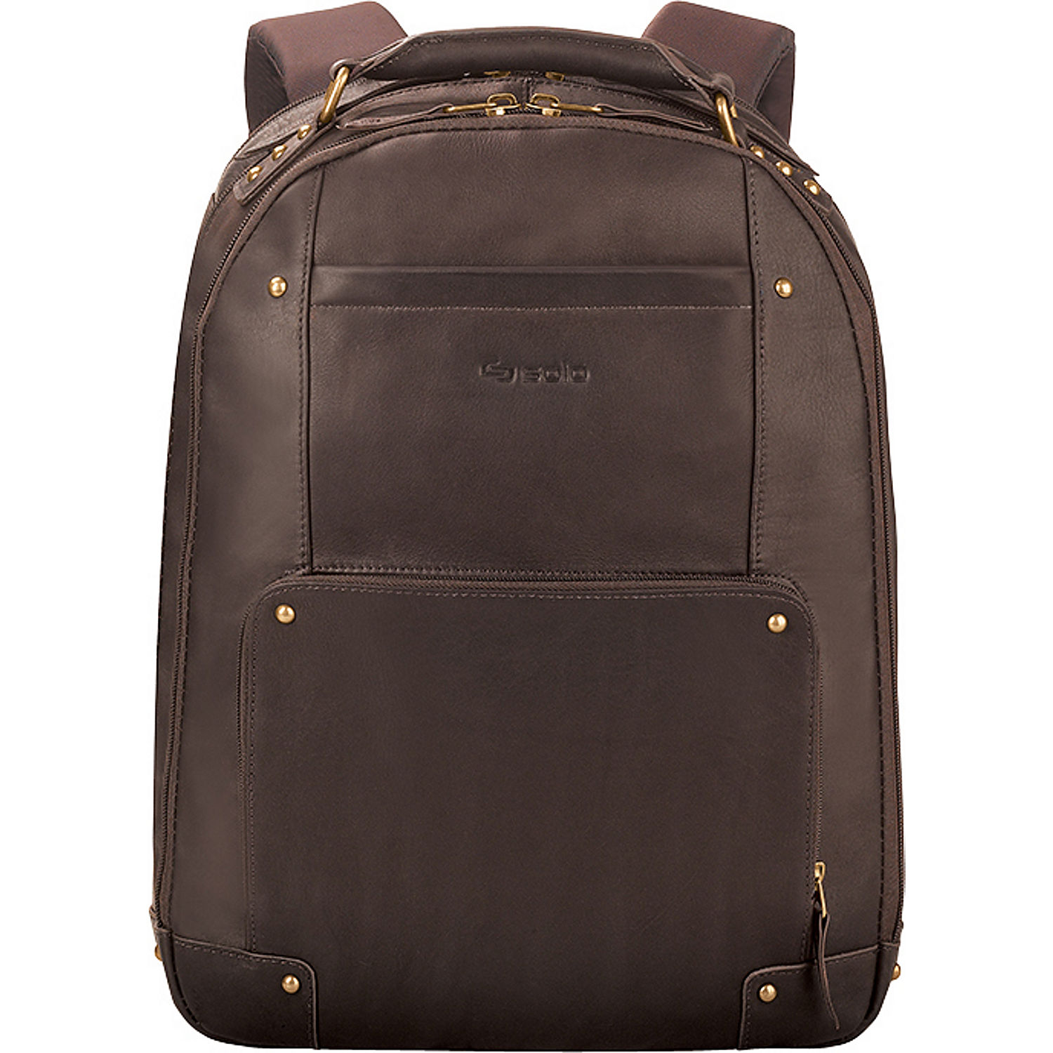 Solo Leather Backpack o5r1T45L