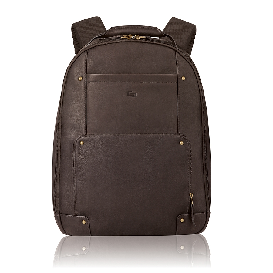 Solo Leather Backpack KgTBlfnX