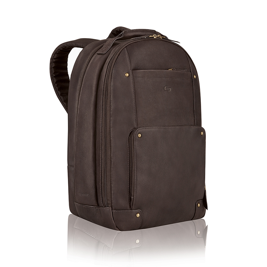 Solo Leather Backpack GKmhuuVJ