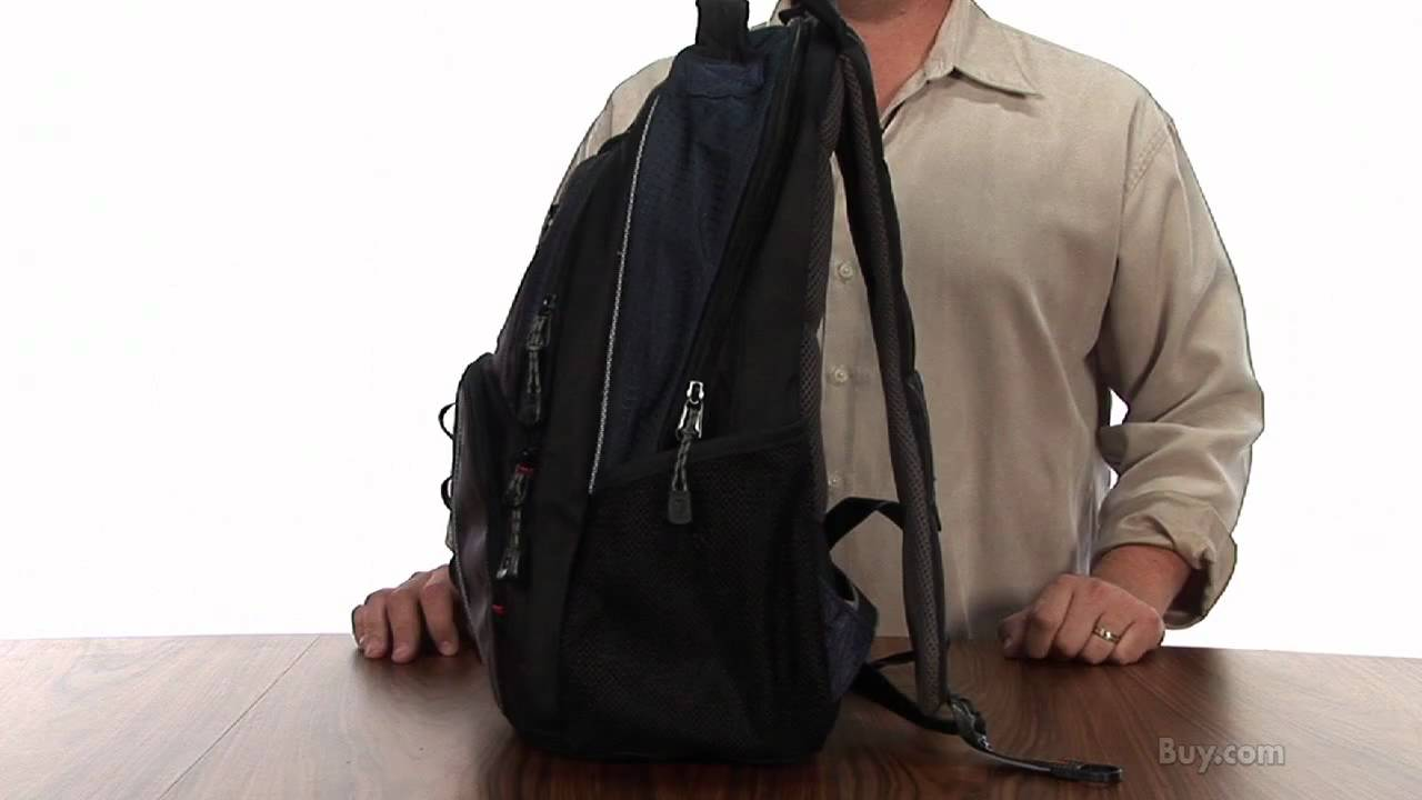 Swiss Gear Cobalt Computer Backpack VOSMvFNJ