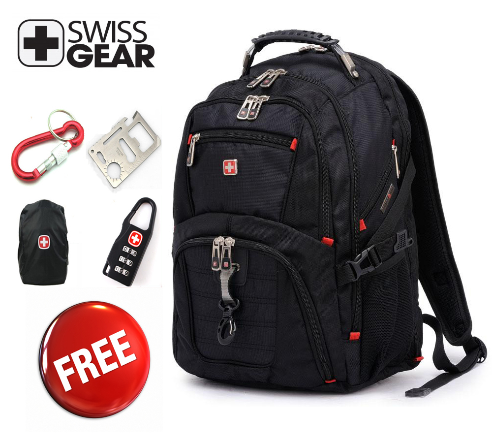 swiss gear laptop backpacks backpakc fam