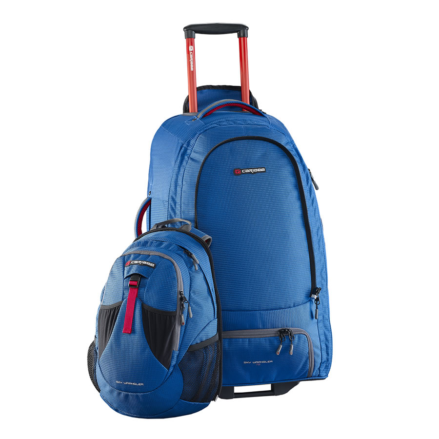 Travel Backpack With Wheels V6M61J2M