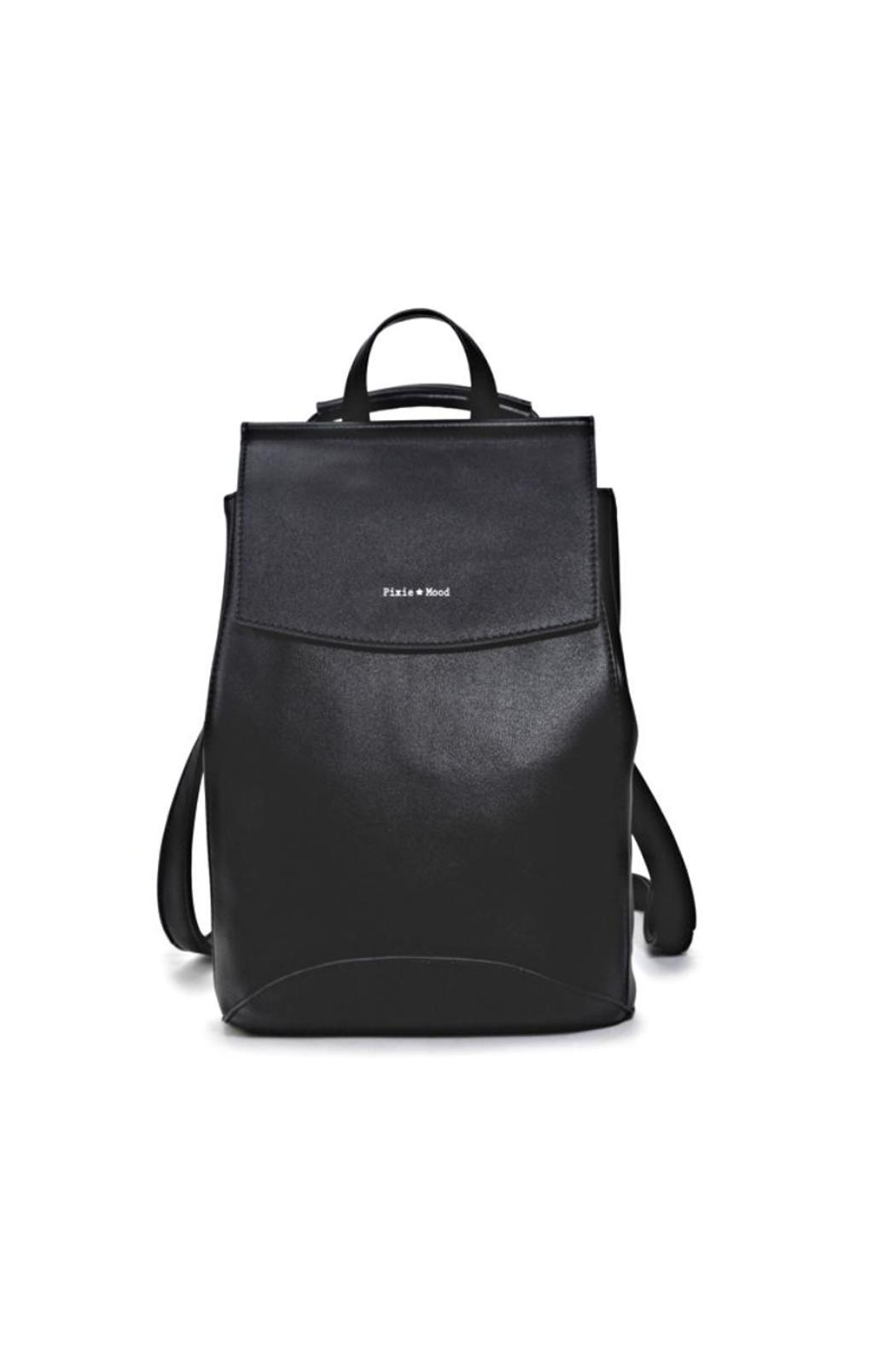 Vegan Leather Backpack fmXSOaBo