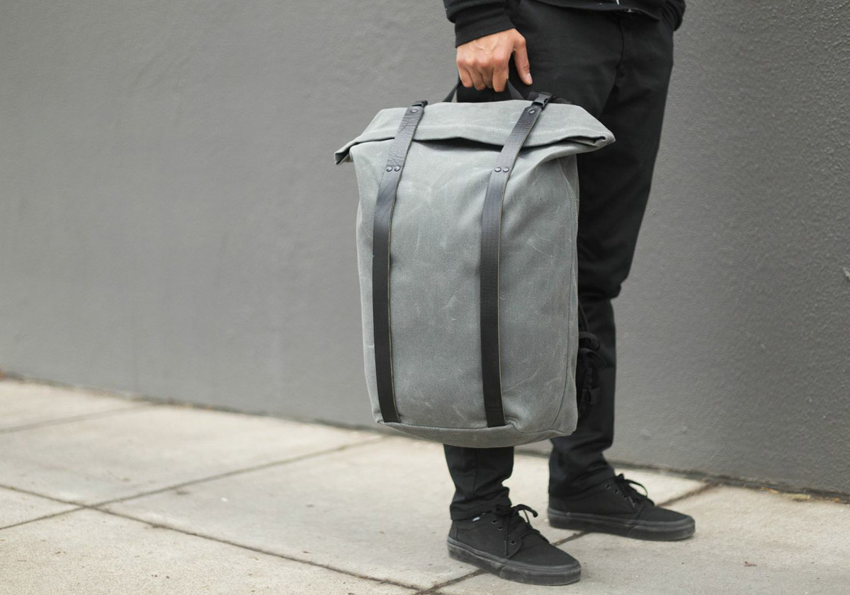 Waterproof Commuter Backpack 0WYSoMj8