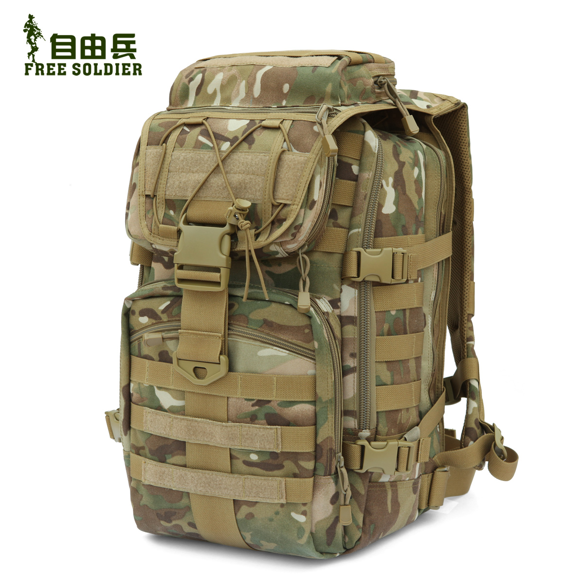 Waterproof Tactical Backpack rps65AGH