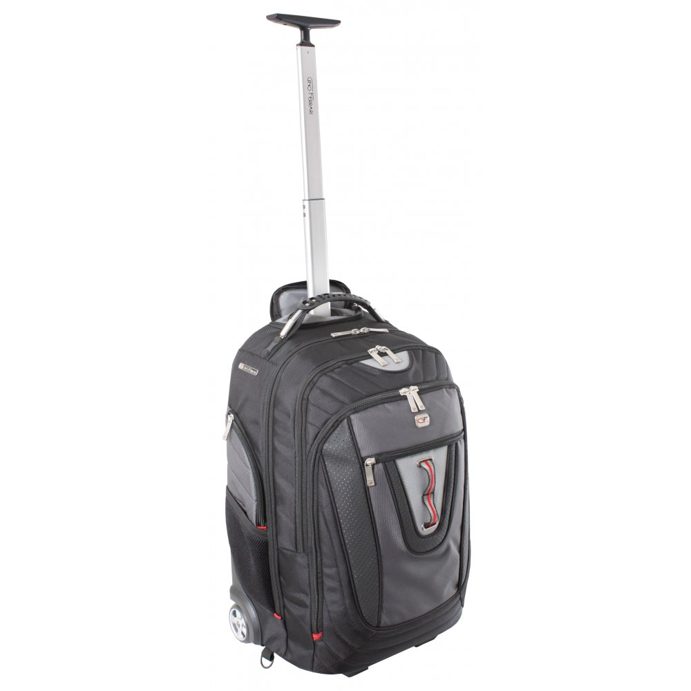 Wheeled Laptop Backpack I3O3bej3