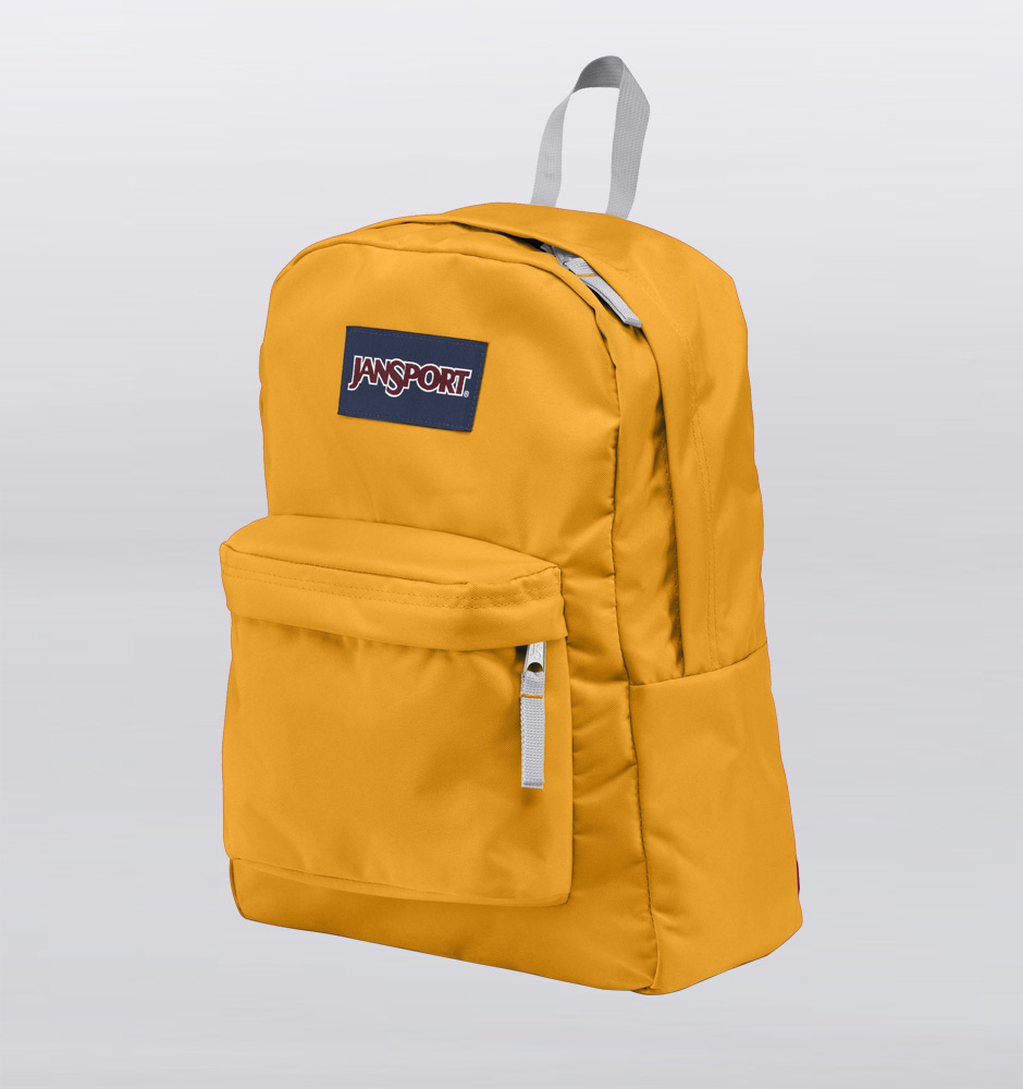 Yellow Jansport Backpack HXbvI3SF
