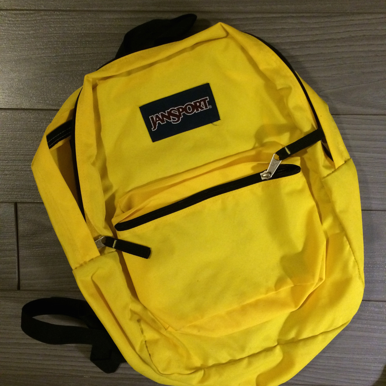 Yellow Jansport Backpack kDIacwLh