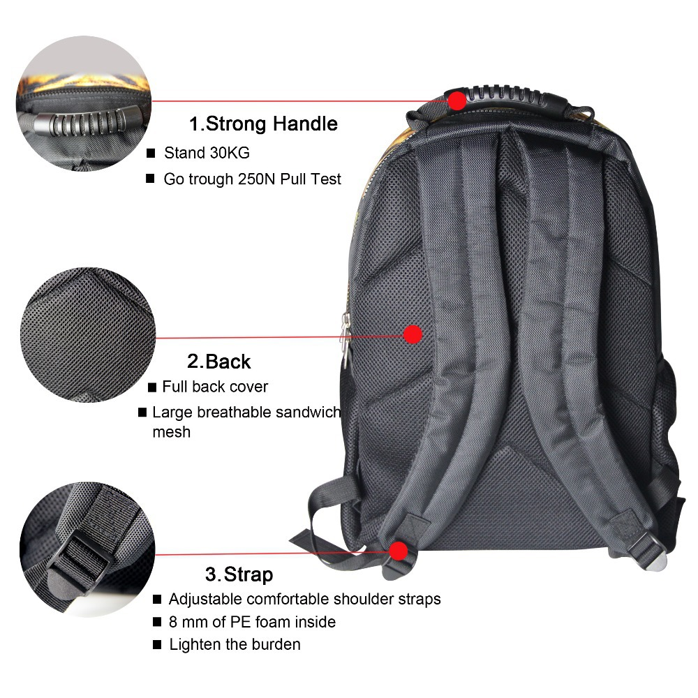 Backpacks For High School Boys OL273Ner