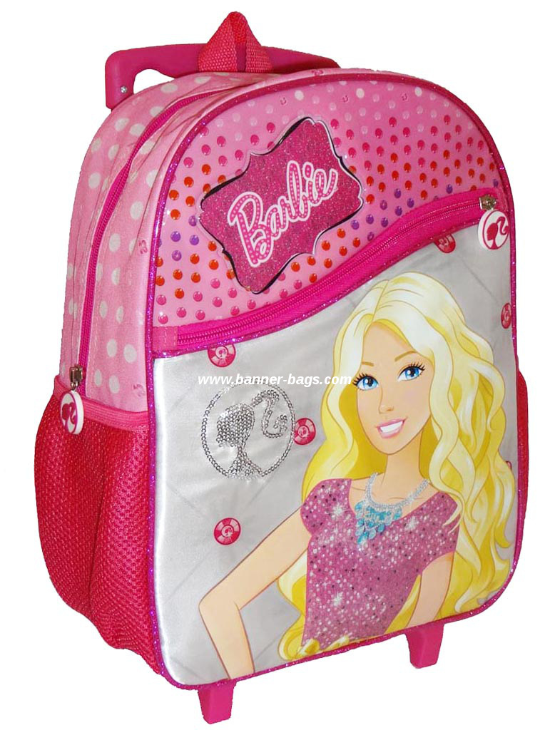 Barbie Rolling Backpack HYCBvgeL
