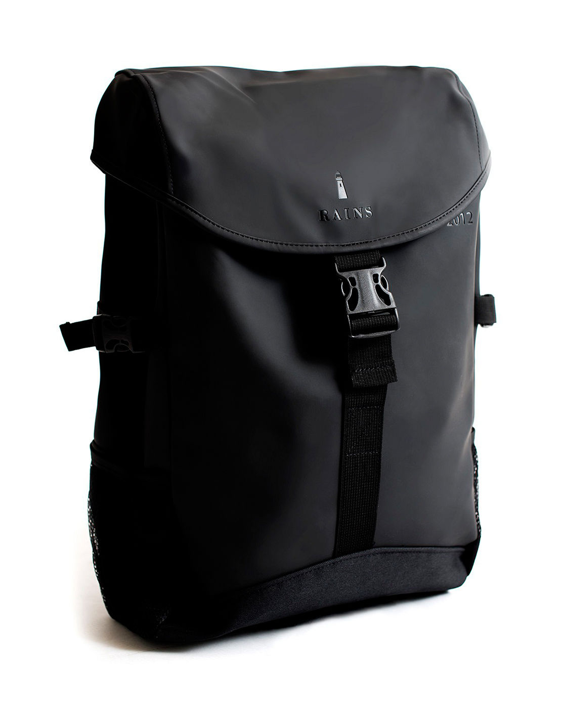 Black Waterproof Backpack eyoNUbhF