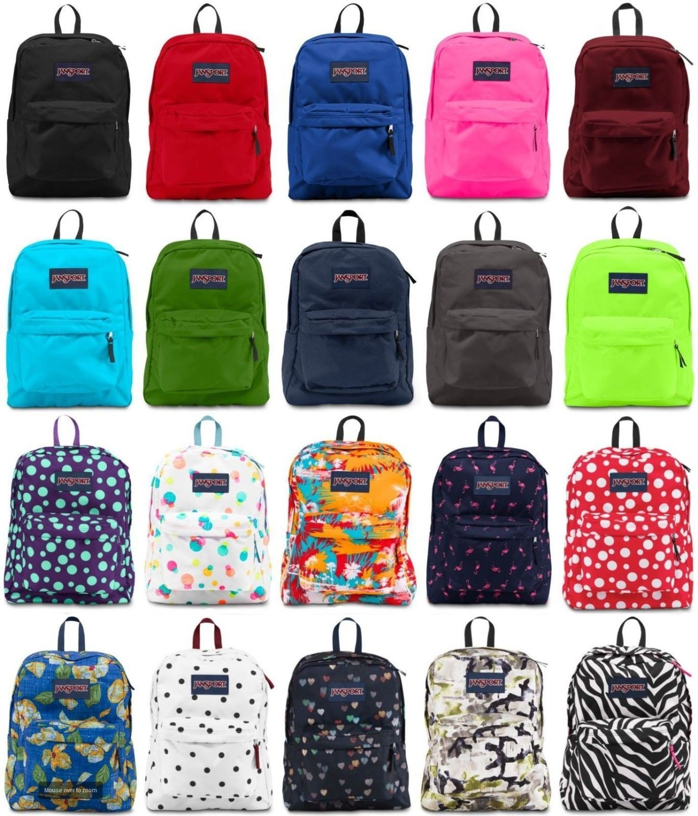 Colorful Jansport Backpacks A2YckDXb