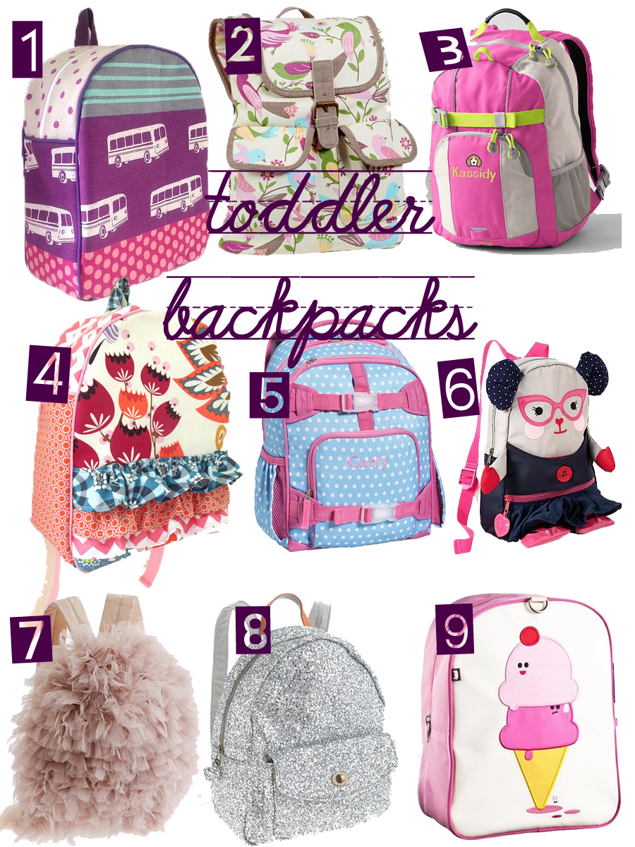 0bd9405c6d2 Cute Backpacks For Little Girls. 01.09.2016  Backpack Fam ...