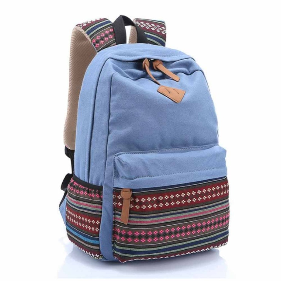 Cute Blue Backpacks cse7AP5W