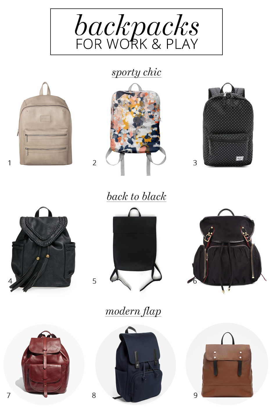 Fashionable Backpacks For School Ra4u2ekY