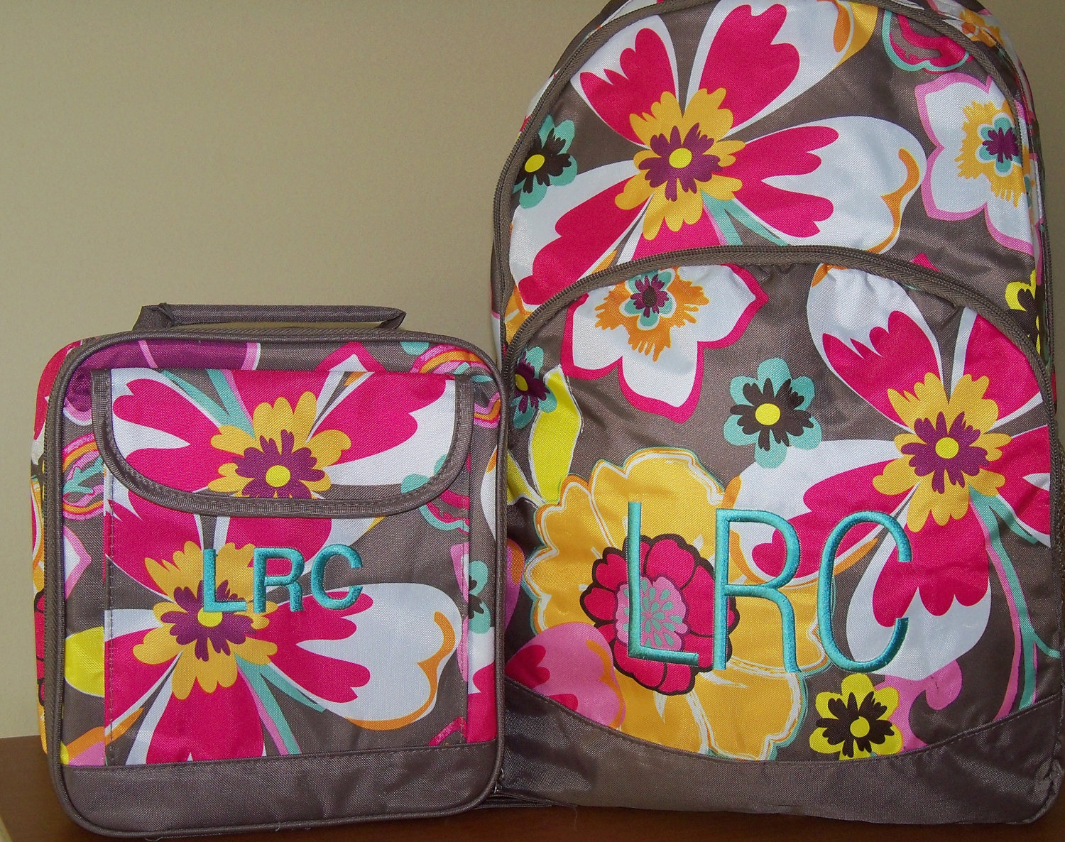 Girls Backpacks And Matching Lunch Bags 9iFlMTh2