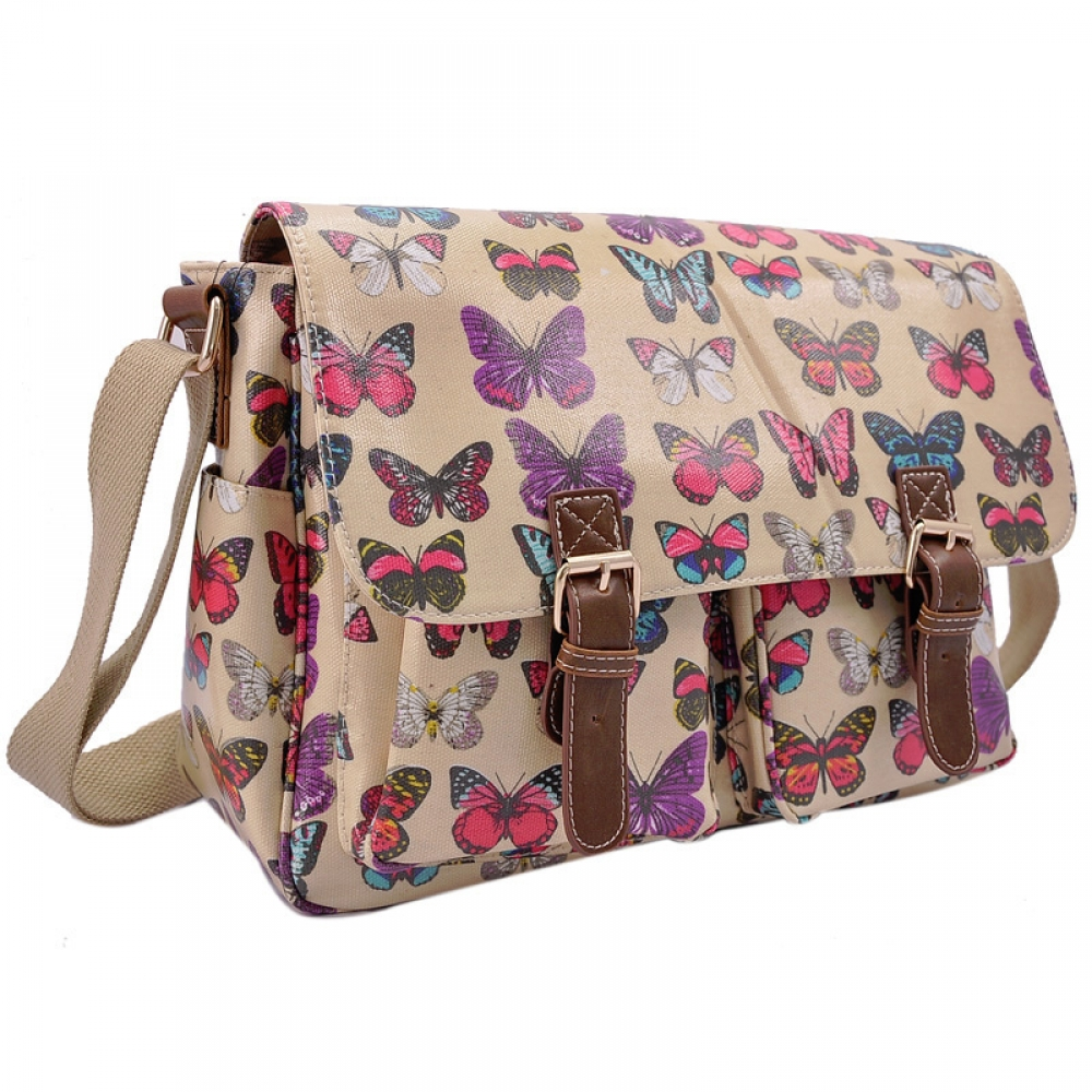 Girls Messenger Backpack jcOERbYH