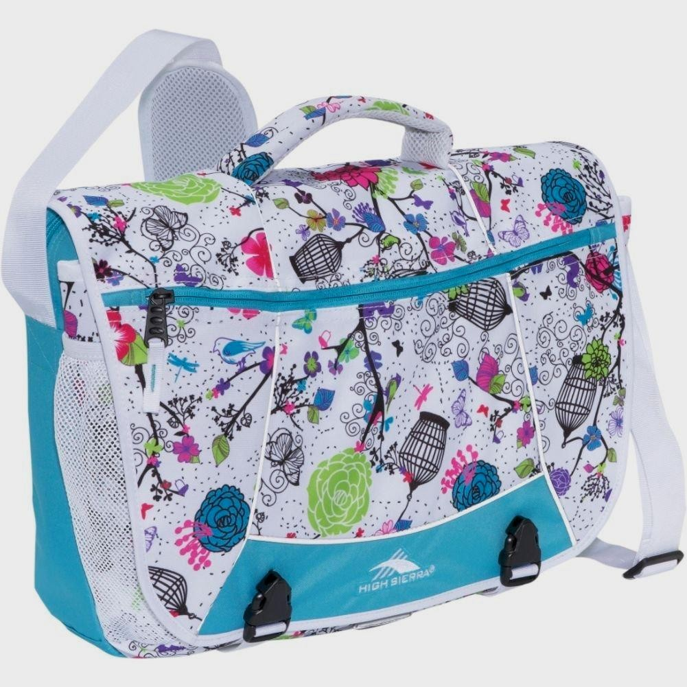 Girls Messenger Backpack 1ryDVHNO