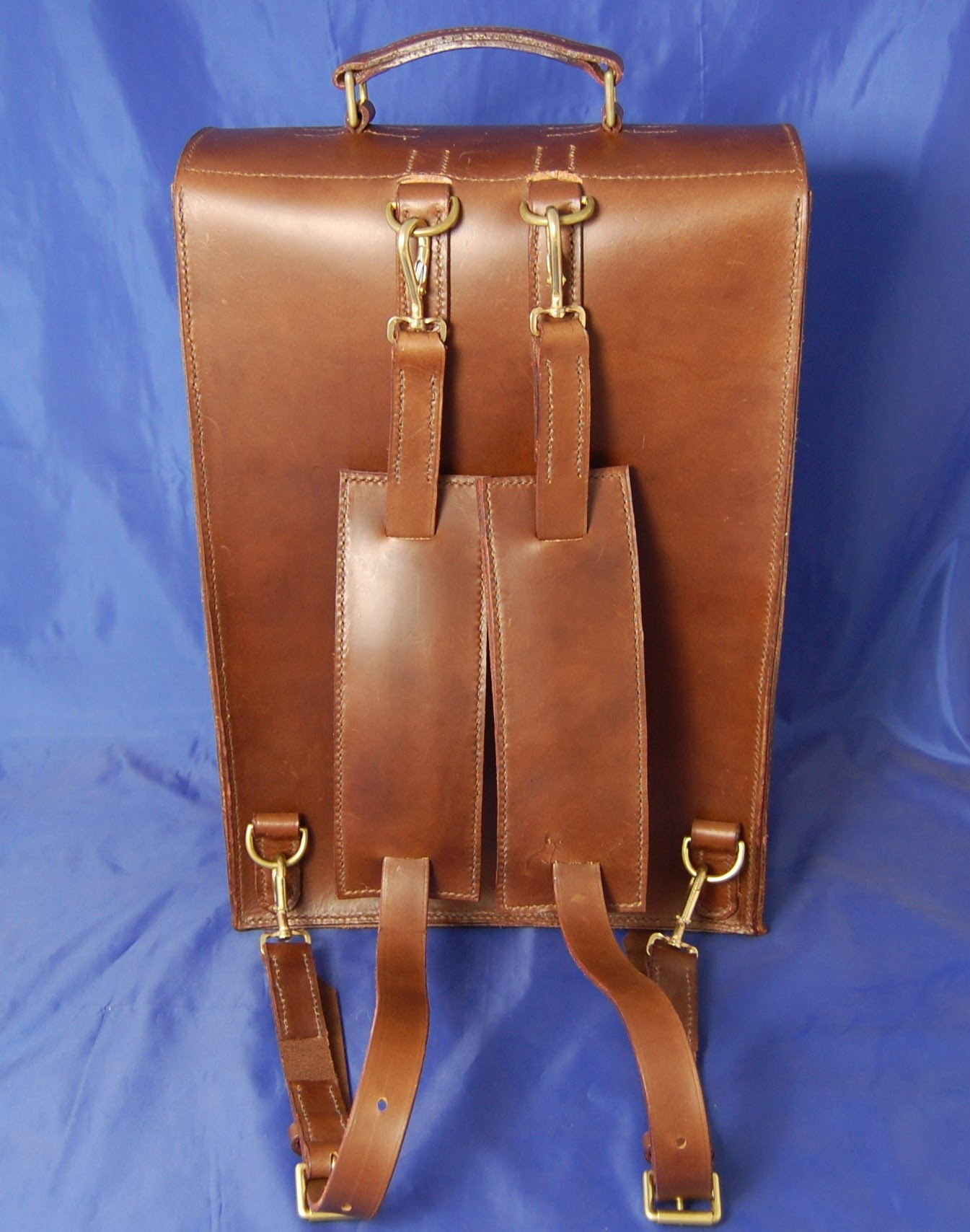 How To Make A Leather Backpack qAo56xxi