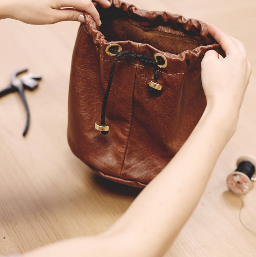 How To Make A Leather Backpack sOzb9LYo