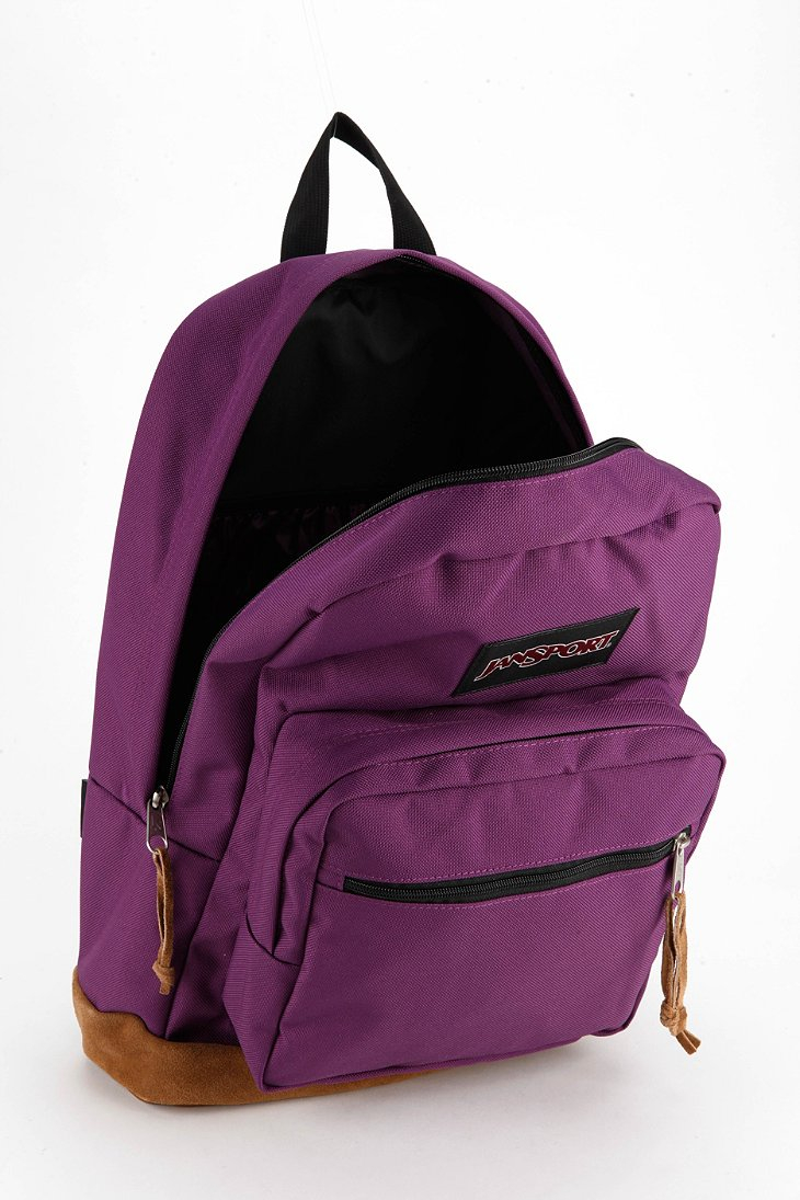 Jansport Backpack Maroon pX5zR4JQ