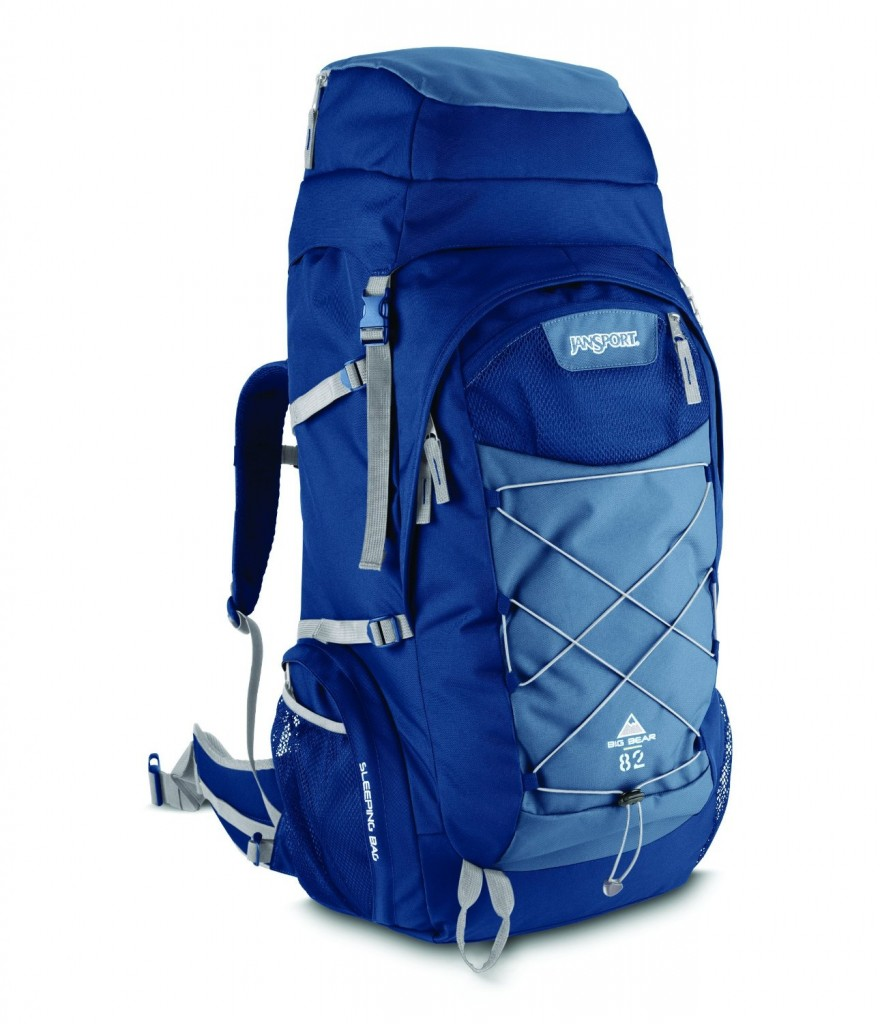 Jansport Backpacking Backpack VRZVELOe
