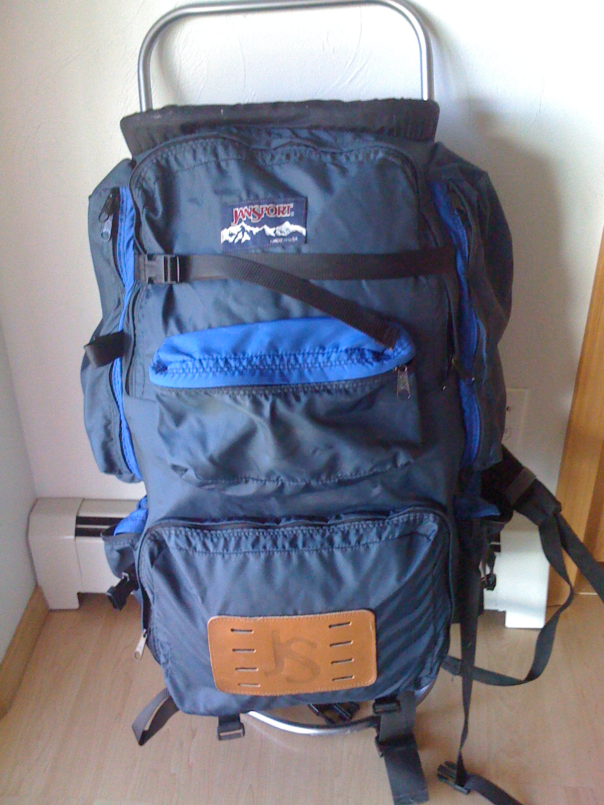 Jansport Backpacking Backpack RzxdbNb2