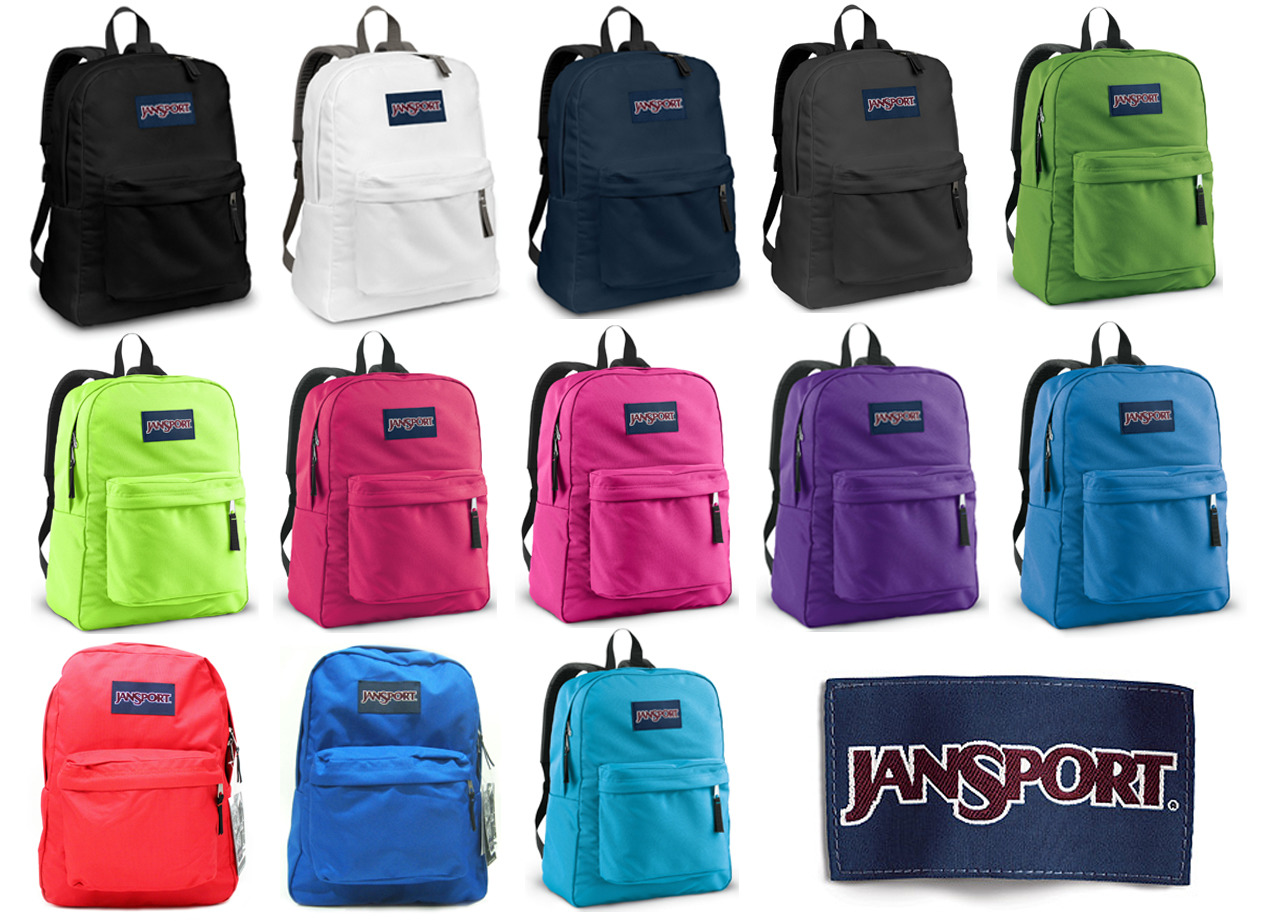 Jansport Backpacks Colors z59gKqR5