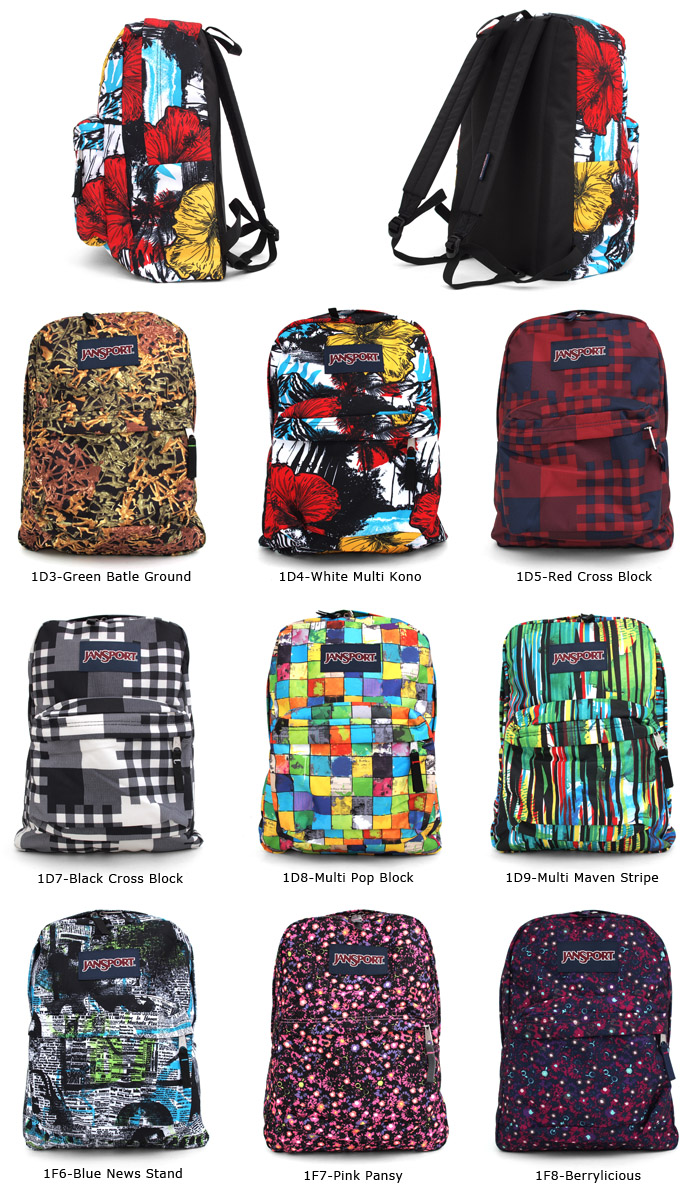 Jansport Backpacks Designs y4JE5IuH