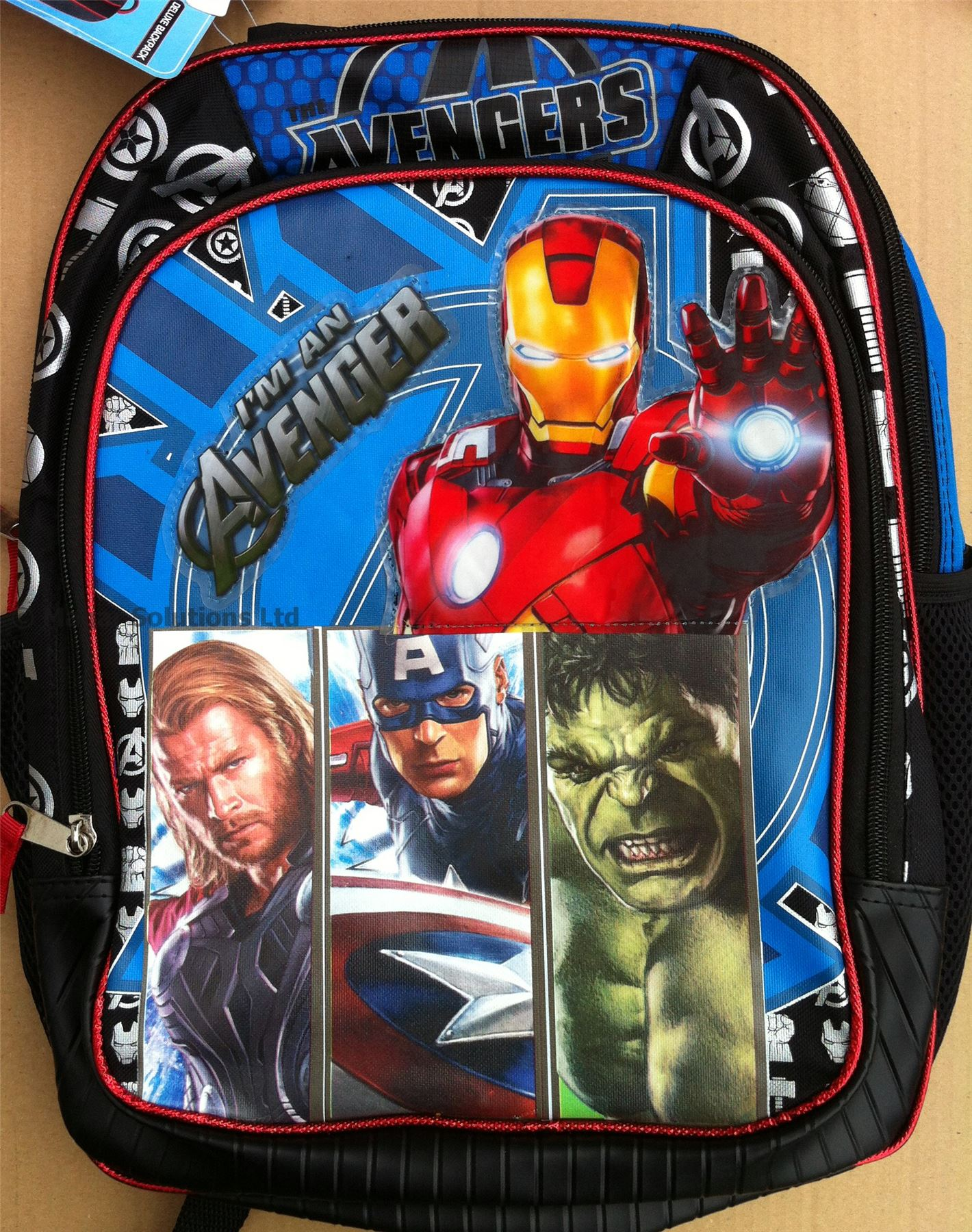 Kids Character Backpacks JX5ZEg1z