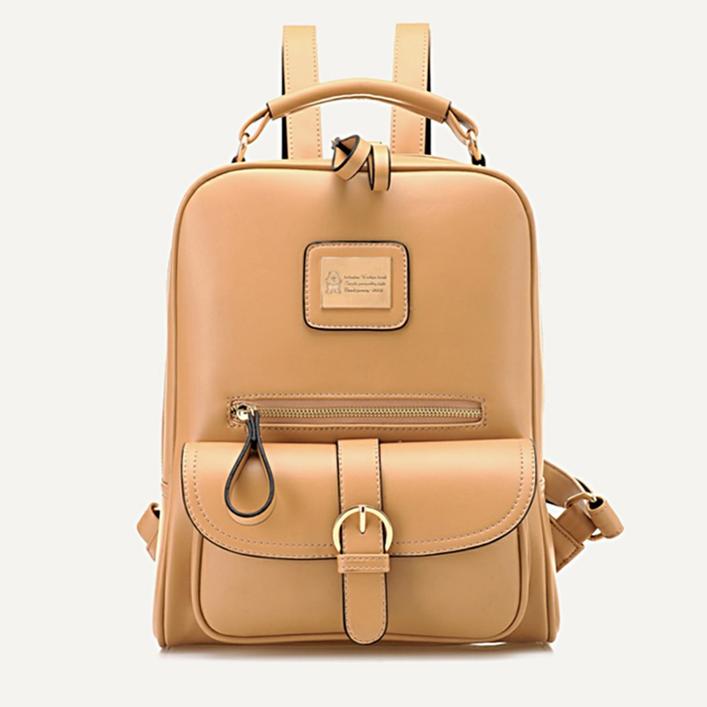 Korean Leather Backpack 61b2rOdr