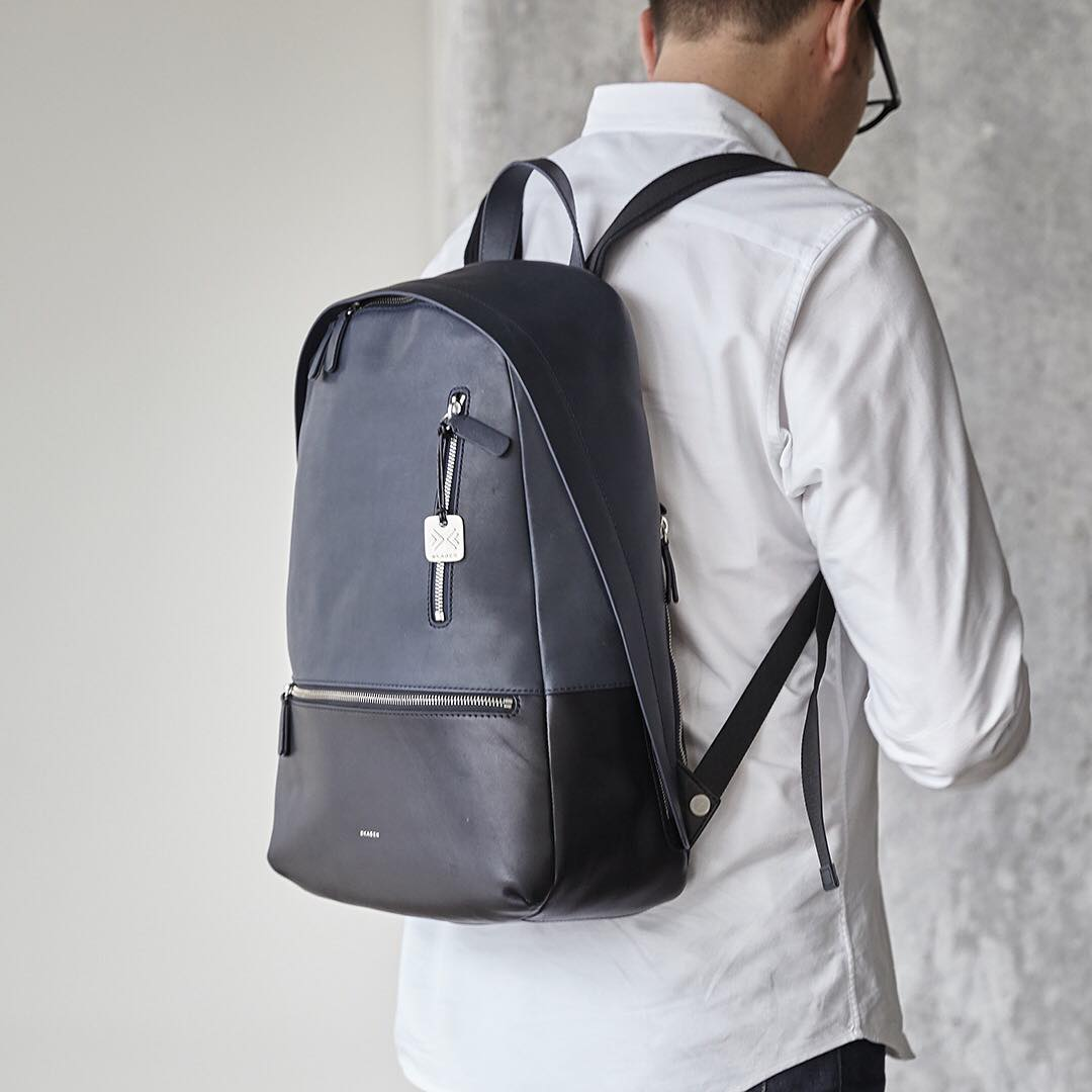 Leather Men Backpack 2GYQnBye