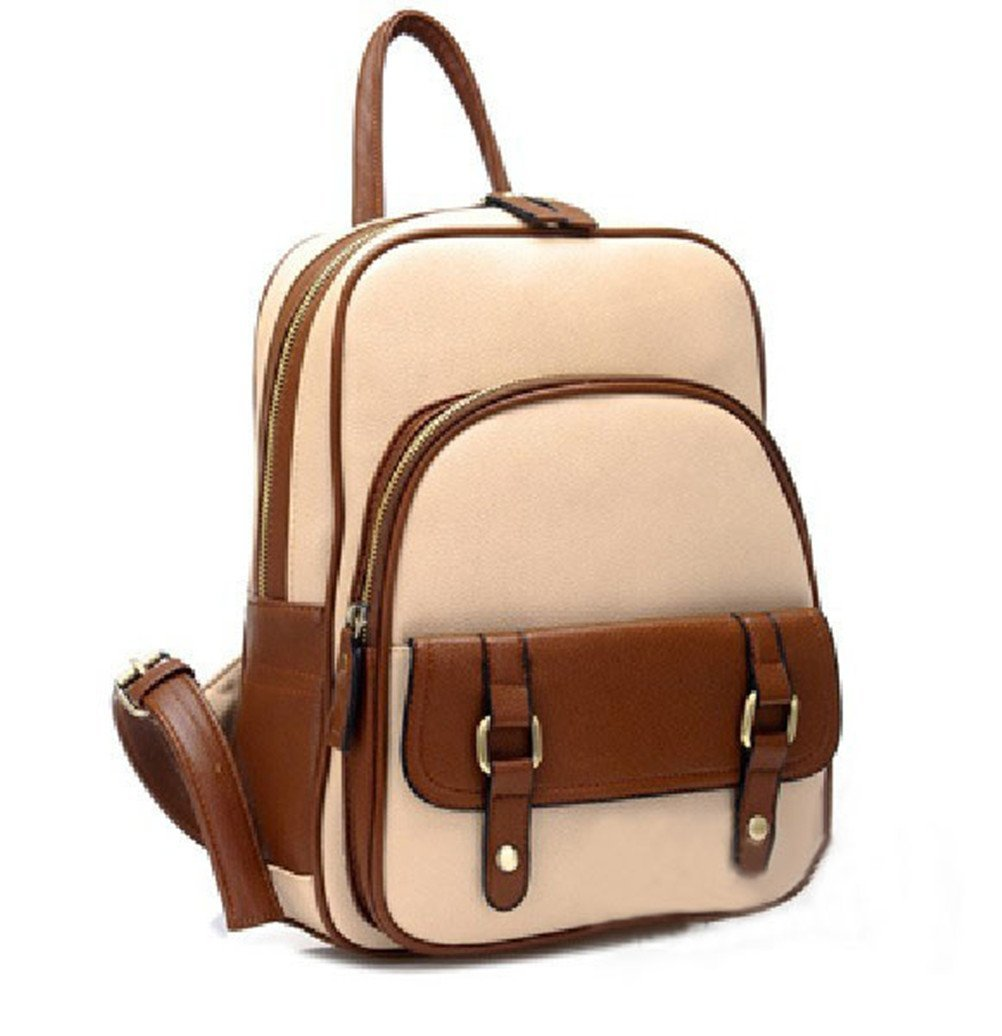 Leather School Backpacks bXHwXHUc