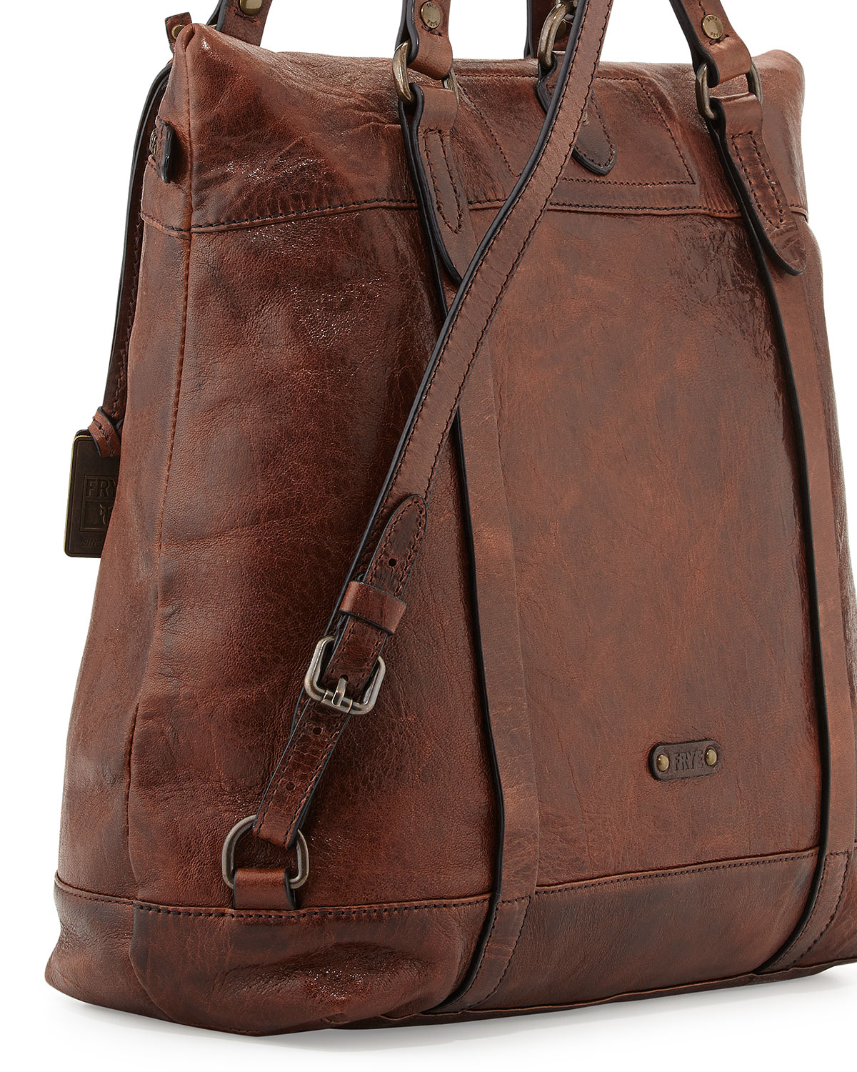 Leather Tote Backpack YLarb1Zl