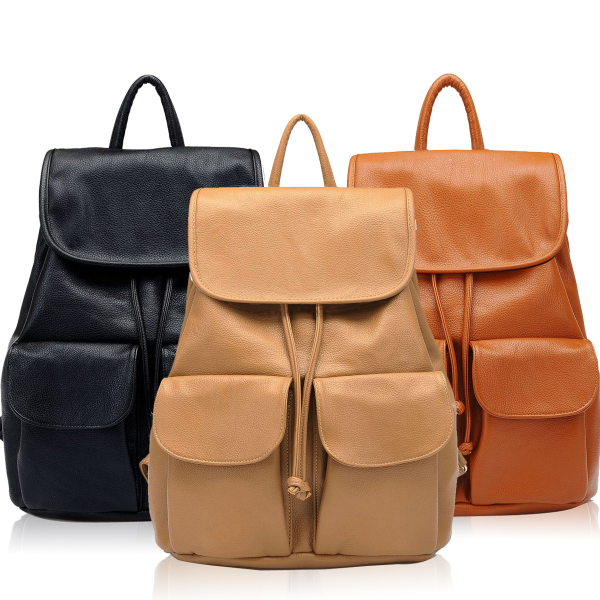 Leather Women Backpack C3qnMeaq